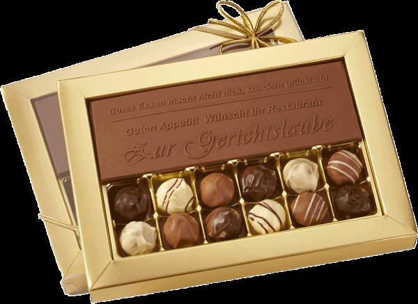 Gourmet Pralines - Bespoke Chocolate