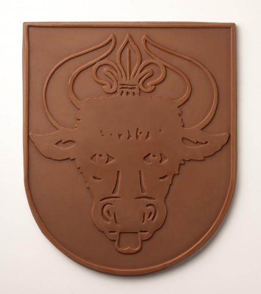 Stadtwappen-Laage-Schokolade
