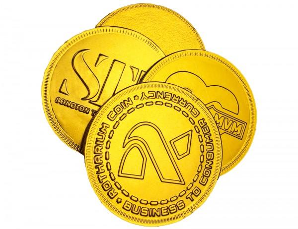 choco-coins