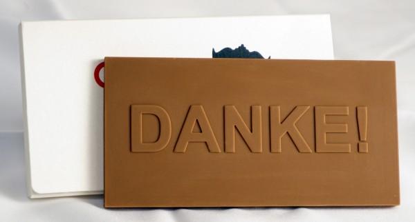 danke-schokolade