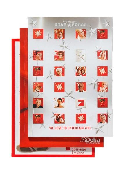 Individual Advent Calendar