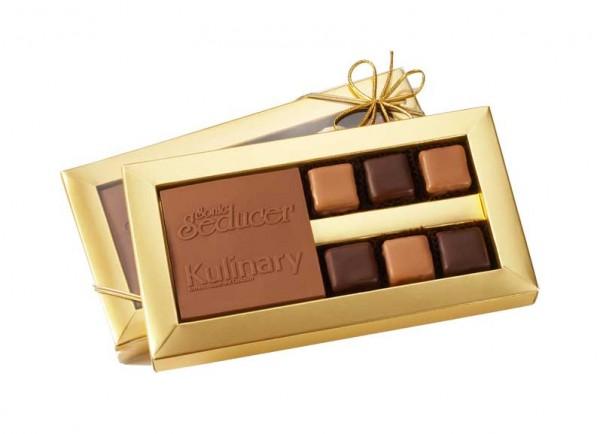 Dominosteine Gift Box - Bespoke Chocolate