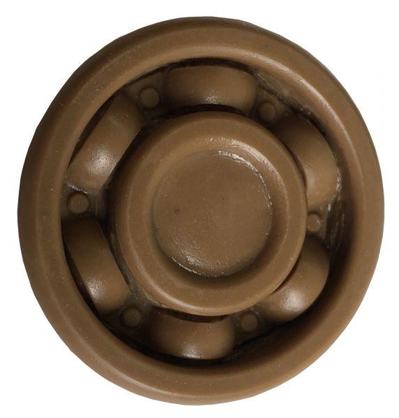 chocolate bearing