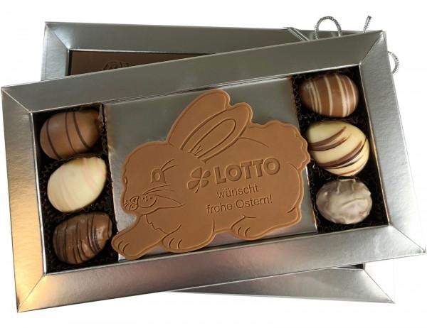 Choco - Easter Bunny Truffle eggs Box