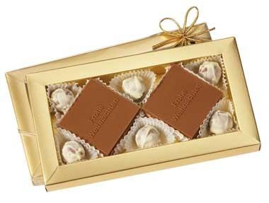 Waffle Sweet Box - Bespoke Chocolate